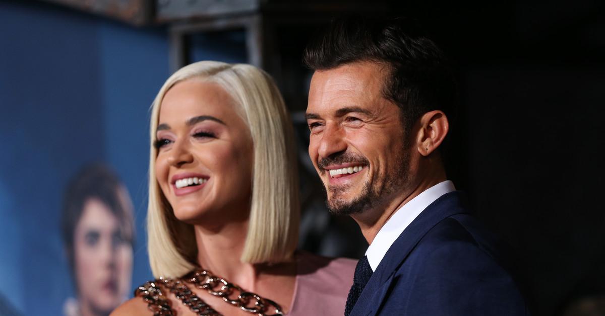 Katy Perry celebra el cumpleaños de Orlando Bloom con varias fotos inéditas