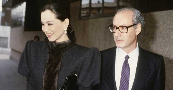 El atípico traje de novia que Isabel Preysler llevó en su boda con Miguel Boyer