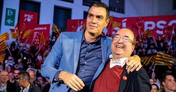 Lo que une a Pedro Sánchez y Miquel Iceta: confianza mutua, llamadas diarias, un baile viral ¿y una 'vendetta'?