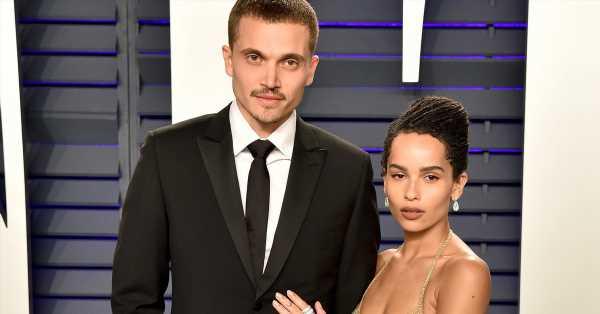 Zoë Kravitz y Karl Glusman se divorcian tras pasar solo 18 meses casados