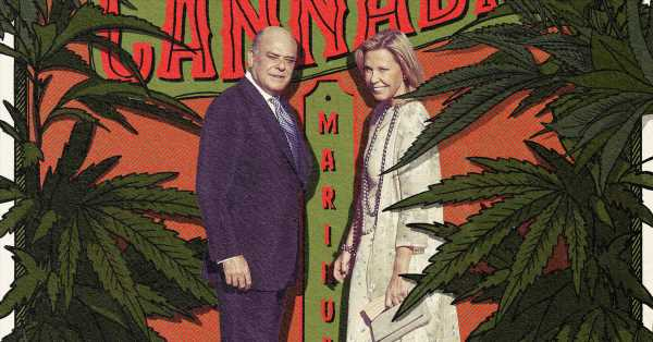 Juan Abelló y Anna Gamazo, una familia en el negocio de la marihuana