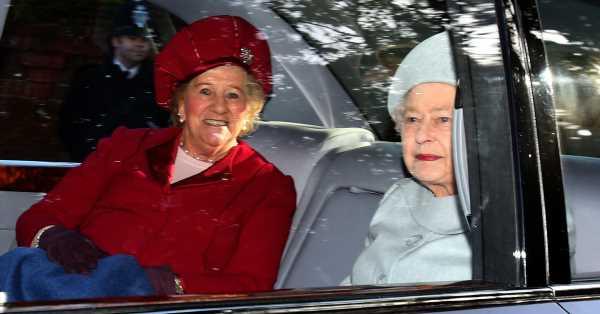 Muere Lady Colman, prima de la reina Isabel II e invitada habitual en Sandringham y Balmoral