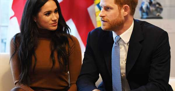 Todo lo que sabemos sobre los planes de Meghan y Harry para 2021