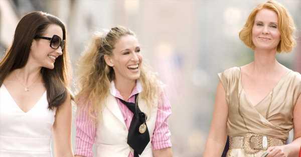 El impresionante sueldo que cobrarán las actrices de 'Sexo en Nueva York' por episodio en el regreso de la serie (según Variety)