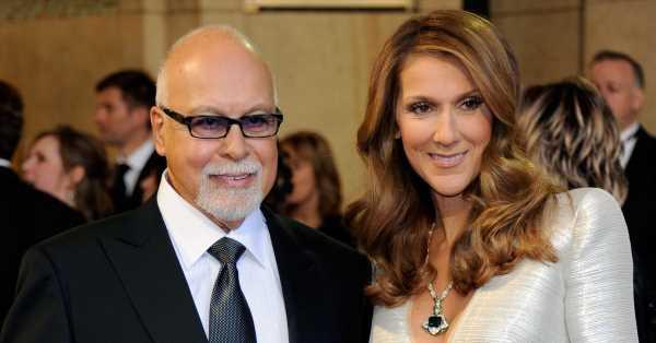 Céline Dion rinde un emotivo homenaje a su marido René Angélil en el quinto aniversario de su muerte