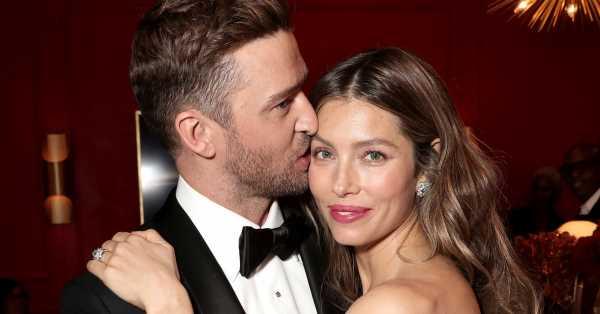 Justin Timberlake y Jessica Biel confirman el nacimiento de Phineas, su segundo hijo