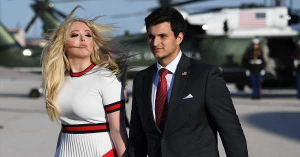 Tiffany Trump anuncia en la Casa Blanca su compromiso con Michael Boulos