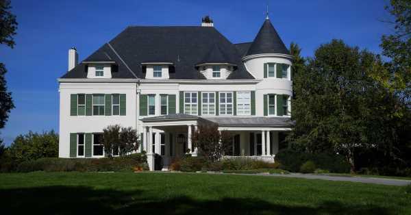 El nuevo hogar (oficial) de la vicepresidenta Kamala Harris: más privado que la Casa Blanca