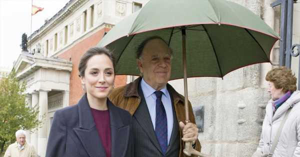 El 'look' rural de Tamara Falco con el que nos ha recordado a su padre y a Isabel II
