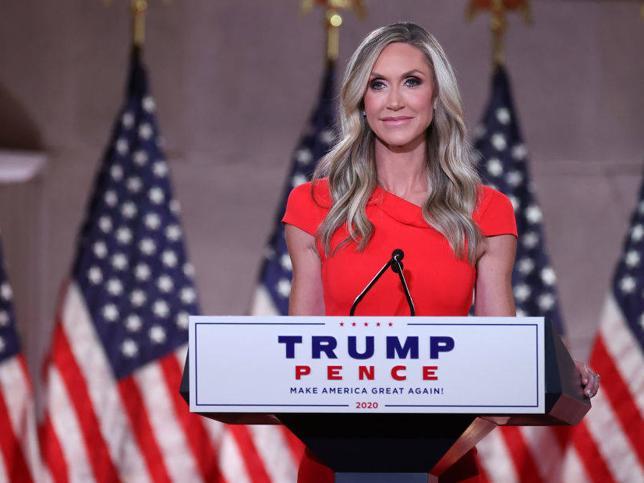 La nuera de Donald Trump aspira a convertirse en su única y auténtica heredera política