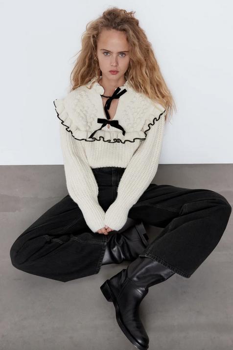 El jersey y la chaqueta de Zara que nos han hecho olvidarnos de las rebajas