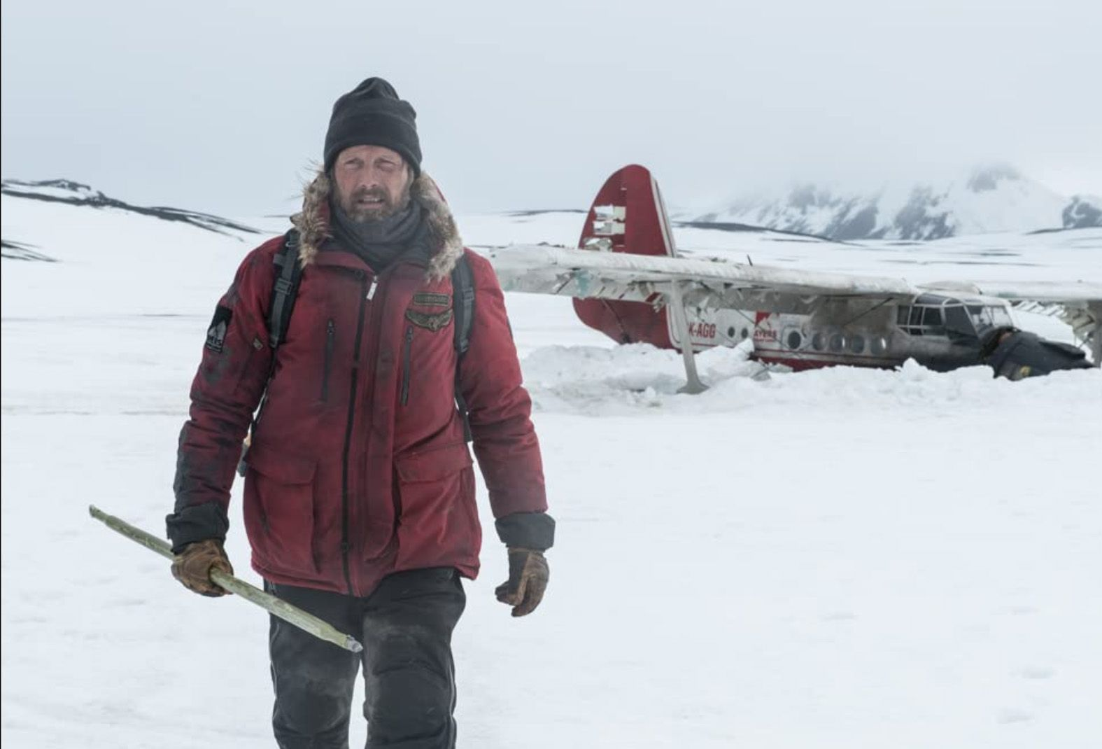 Lucha por la supervivencia en el 'Ártico', en 'El cine de La 2'