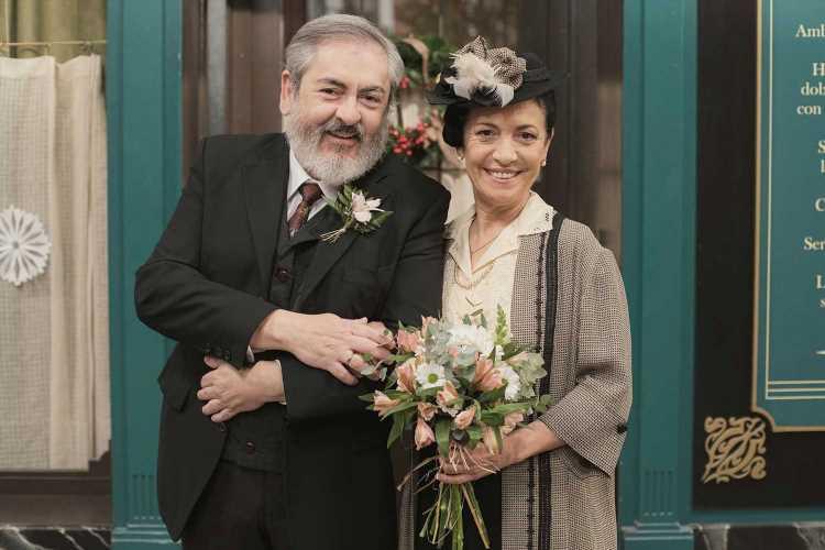 Una boda muy esperada; 'Acacias 38'