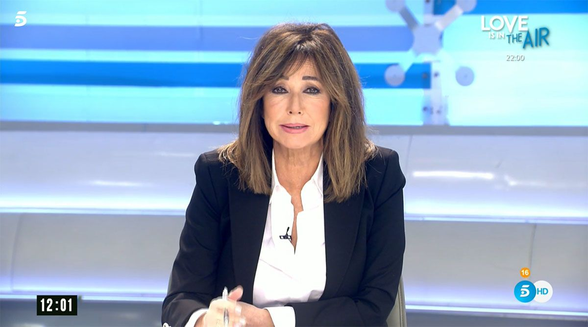 Ana Rosa y su polémica opinión del desnudo en la nieve de Anabel Pantoja