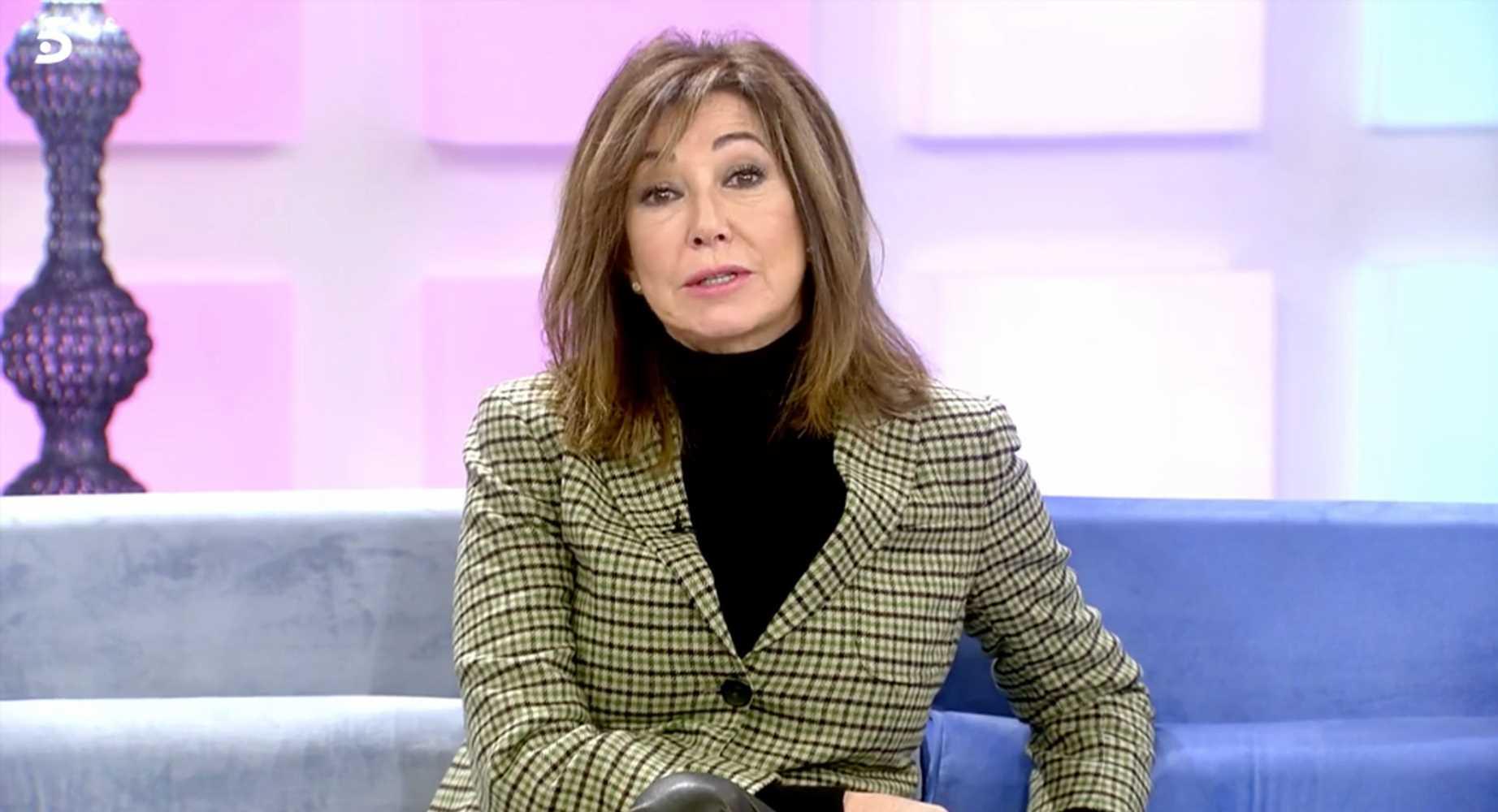 Ana Rosa Quintana, de luto tras el infarto de un compañero