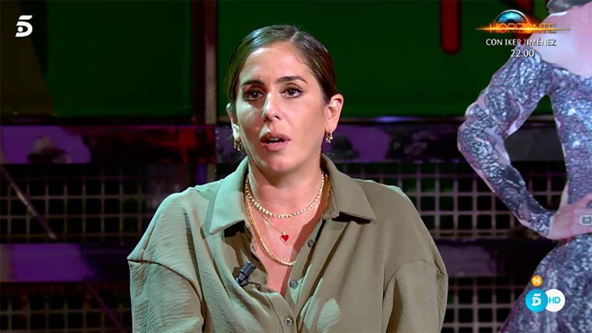 Sálvame: Anabel Pantoja habla, como nunca, del conflicto entre Kiko Rivera e Isabel Pantoja