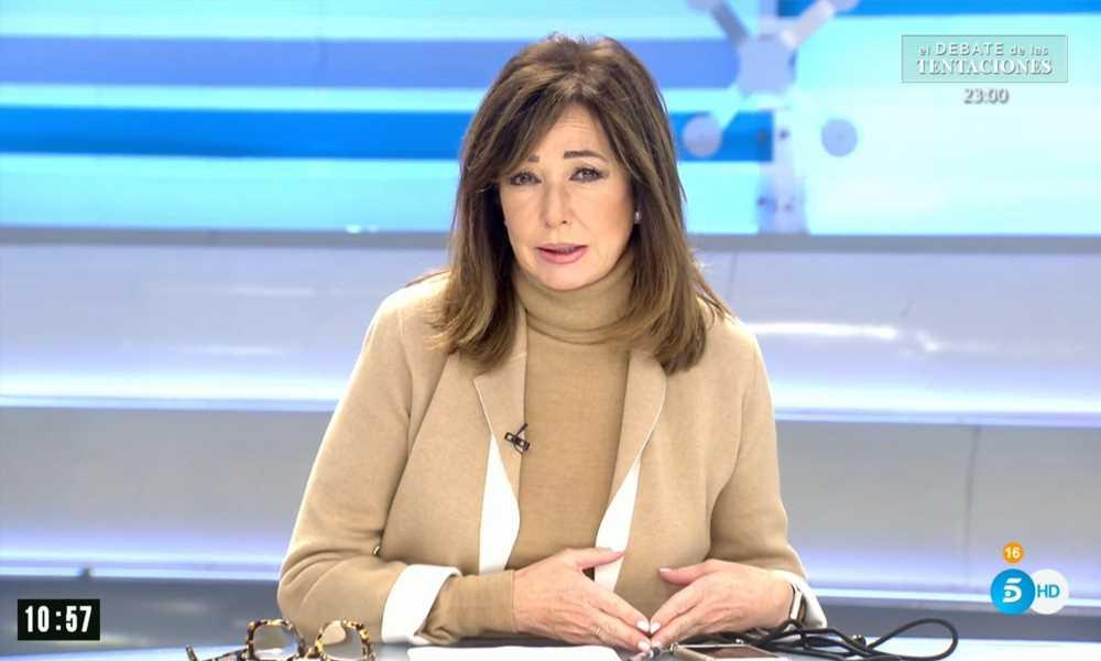 Ana Rosa Quintana desvela a quién no puede ver por culpa del coronavirus