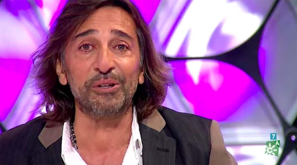 Antonio Carmona se derrumba al recordar algunos de los momentos más duros de su vida