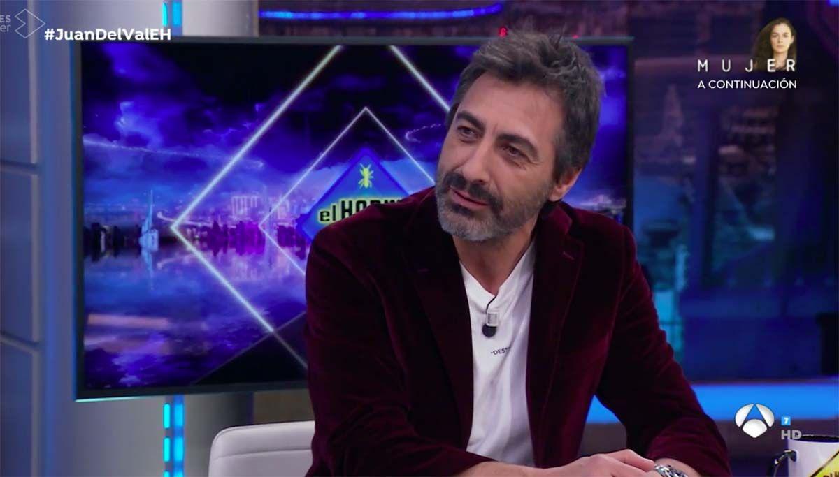 El Hormiguero: Juan del Val confiesa que estuvo en tratamiento psiquiátrico