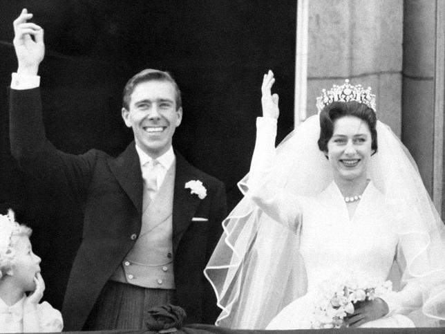 Princesa Margarita, una novia que supo captar el estilo de los sesenta
