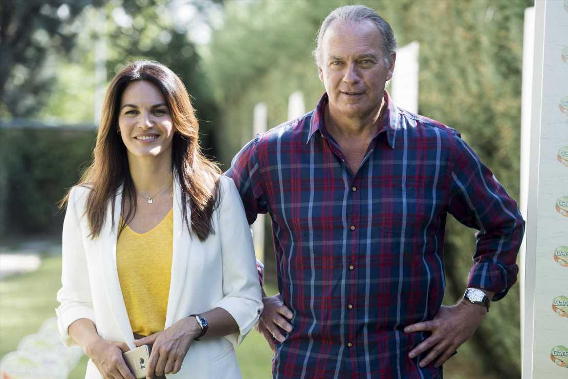 Bertín Osborne y Fabiola Martínez anuncian su separación