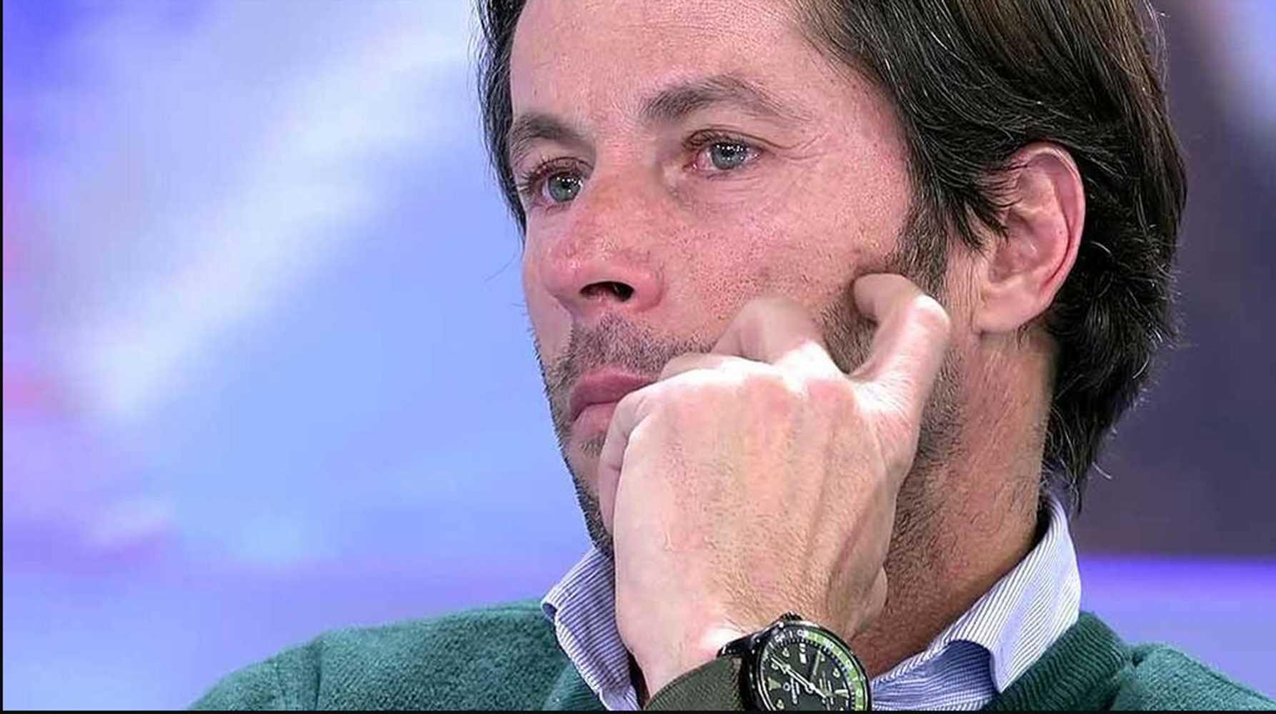 Canales Rivera se rompe al confesar la gran crisis que sufre con su pareja