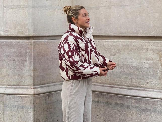 Esta chaqueta acolchada de Parfois es lo más original (y barato) que vas a encontrar para terminar el invierno