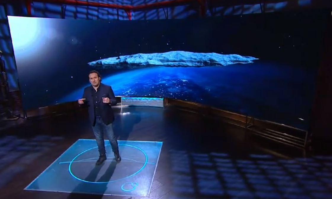 'Cuarto Milenio' apunta a una posibilidad de vida extraterrestre