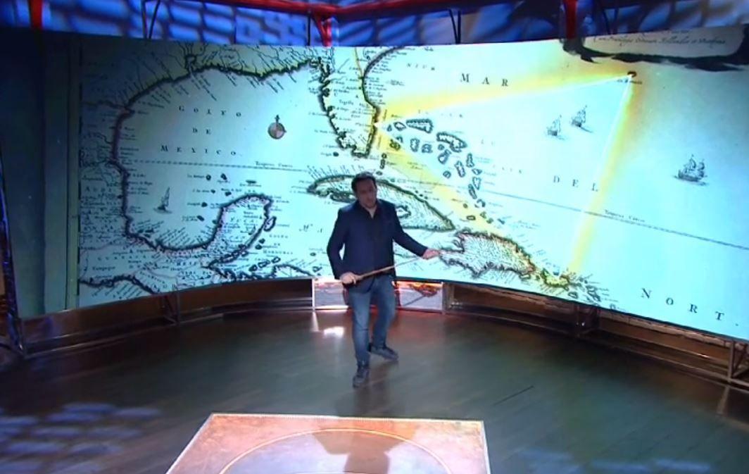 La desaparición de otro barco en el triángulo de las Bermudas, en 'Cuarto Milenio'