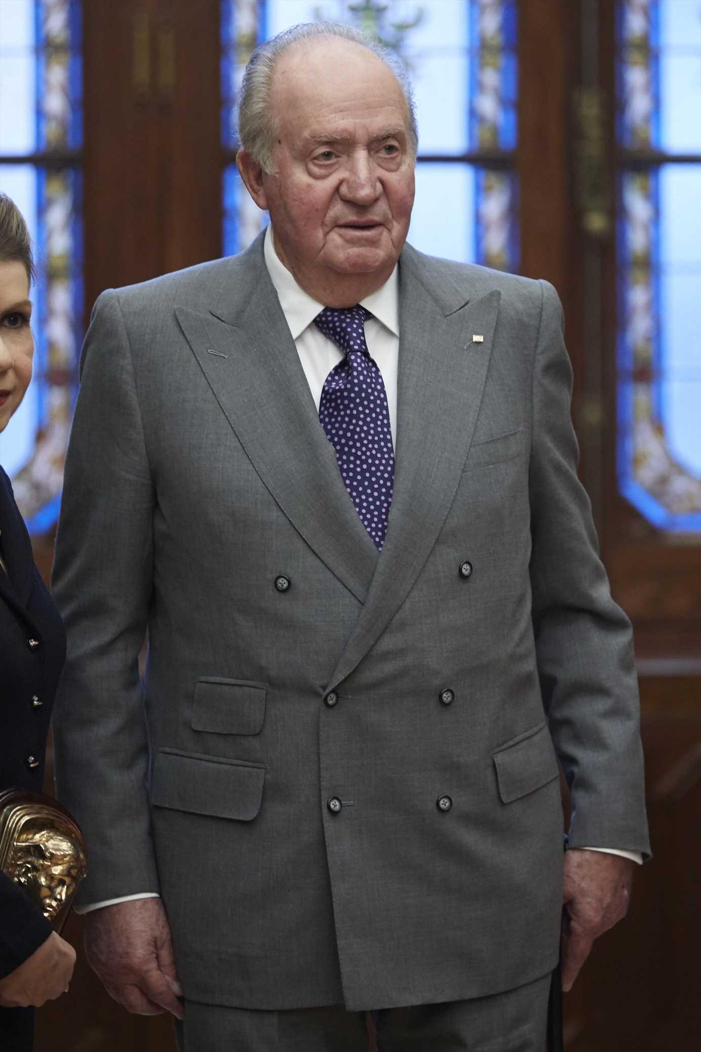 Don Juan Carlos cumple 83 años