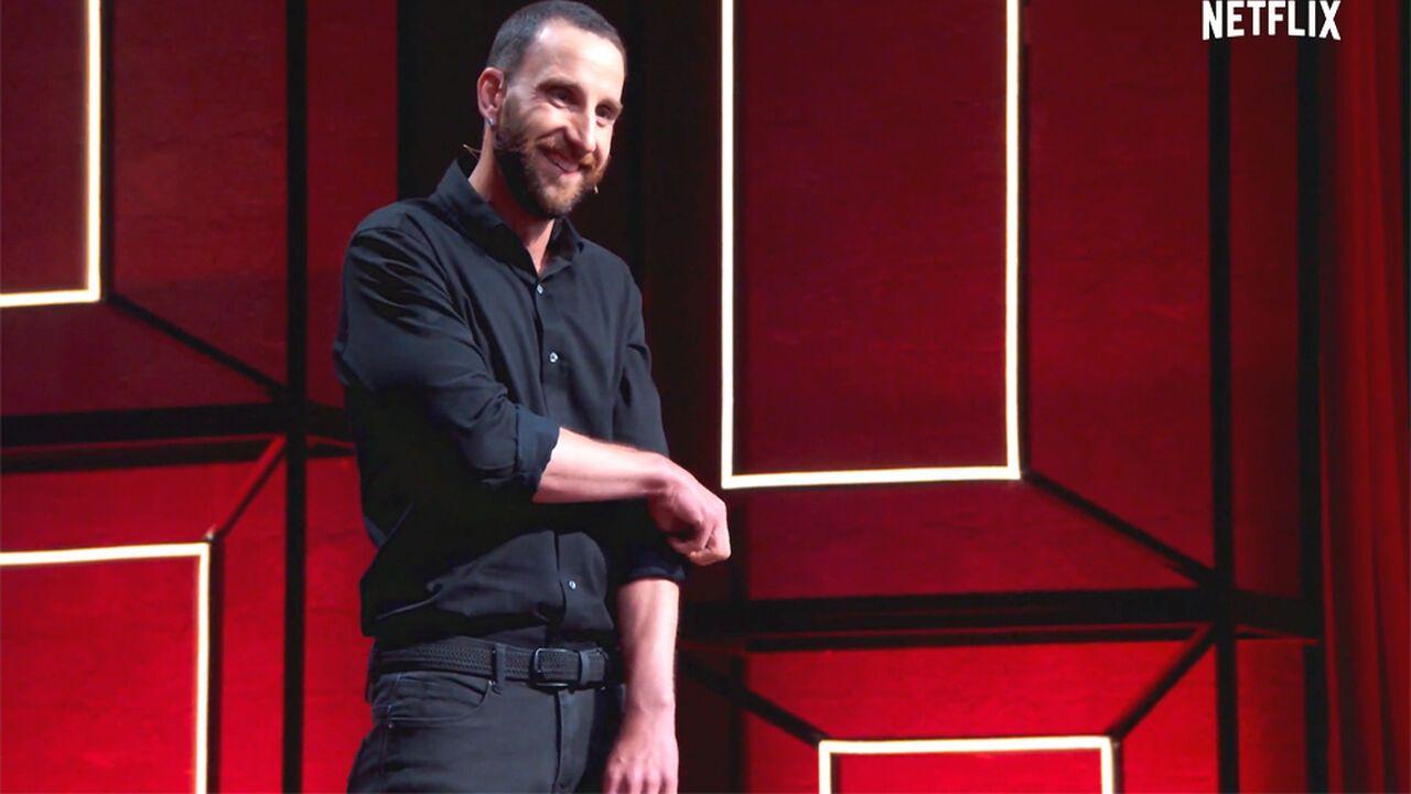 Dani Rovira presenta el tráiler de 'Odio' en Netflix