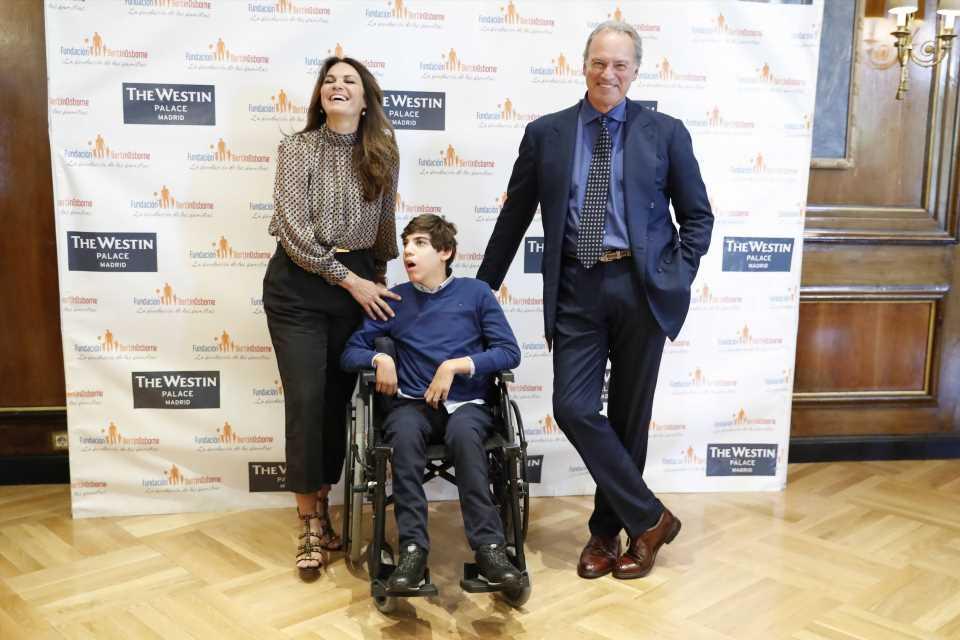Fabiola Martínez y Bertín presentan su campaña en el Día mundial parálisis cerebral