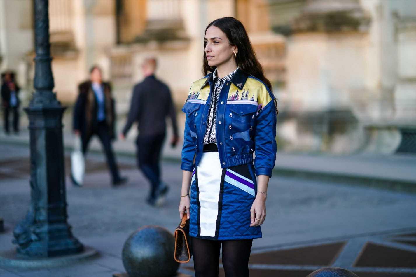 Faldas acolchadas, la tendencia que está en Zara, Mango y Uterqüe