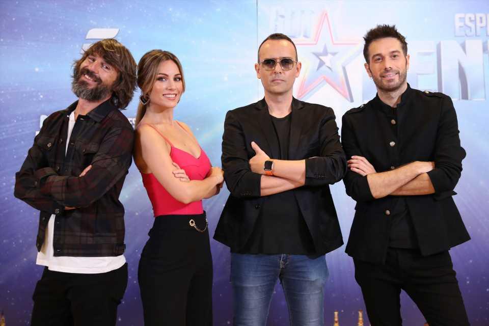 'Got Talent España': fecha de estreno y jueces de la nueva edición 2021