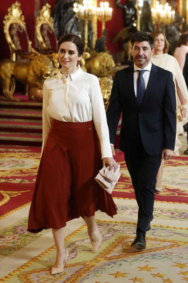 Isabel Díaz Ayuso y Jairo Alonso ponen fin a su relación