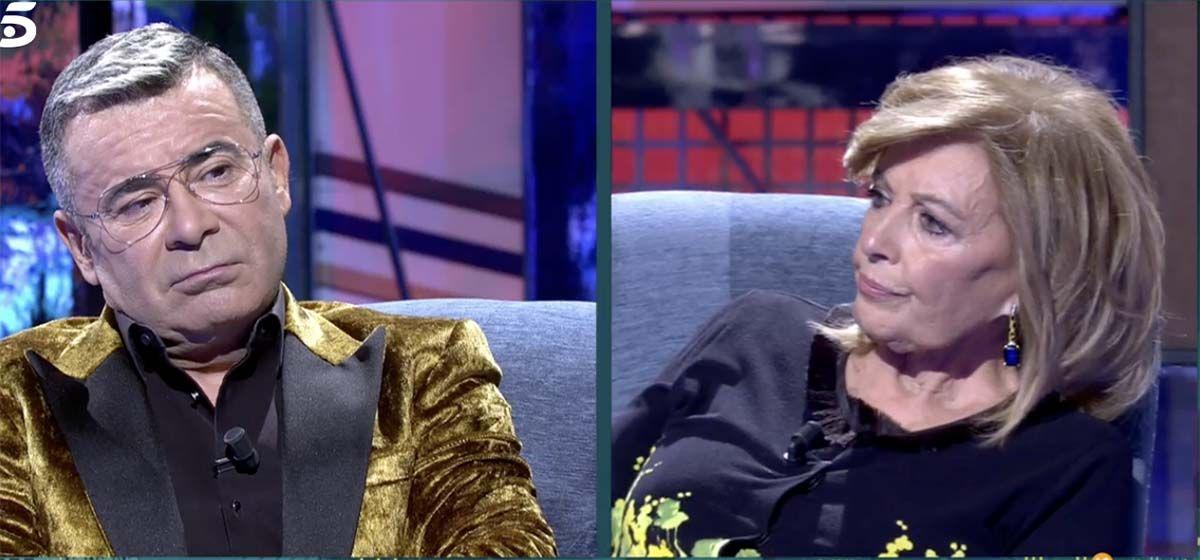 El motivo por el que María Teresa Campos estalló contra Jorge Javier