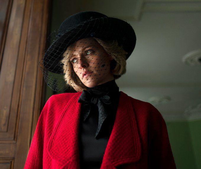 'Spencer': Primera imagen de Kristen Stewart como la princesa Diana de Gales
