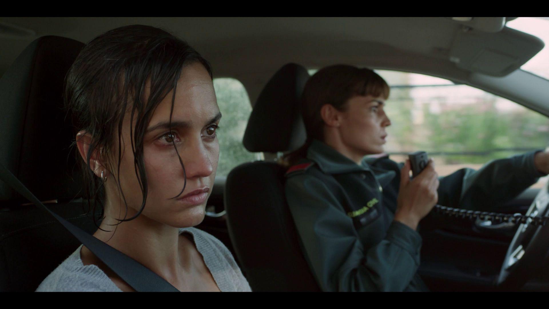 Sara, destrozada por la muerte de Dani en 'La caza. Tramuntana'
