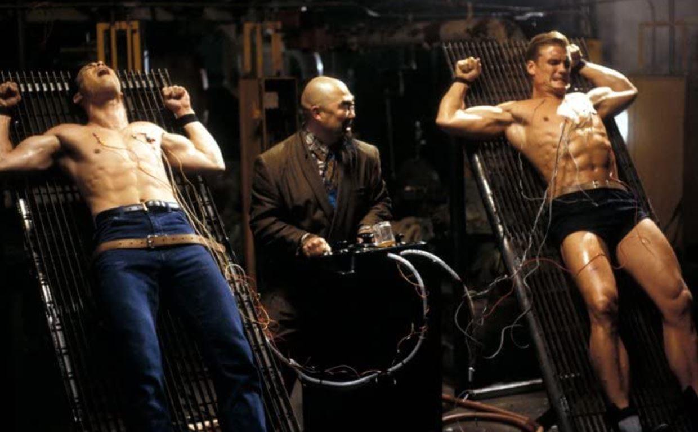 Brandon Lee y Dolph Lundgren intentan frenar a la yakuza en 'Little Tokyo: Ataque frontal'