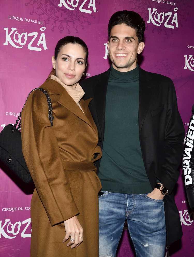 Marc Bartra presume de este don 'oculto' de su mujer, Melissa Jiménez
