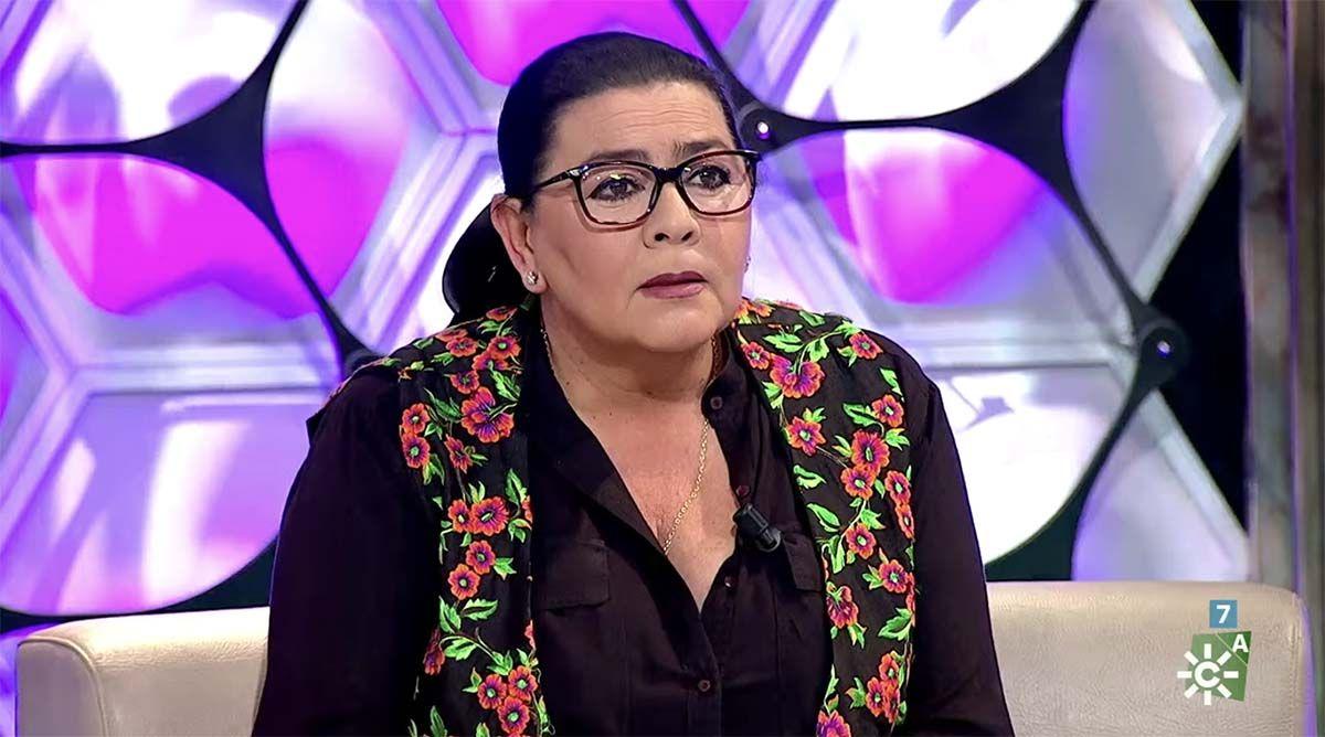 """María del Monte: """"Me duele borrar contactos de mi agenda porque ya no están"""""""