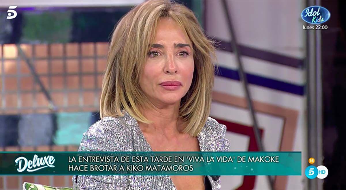 La dura confesión de María Patiño al hacer balance de su año