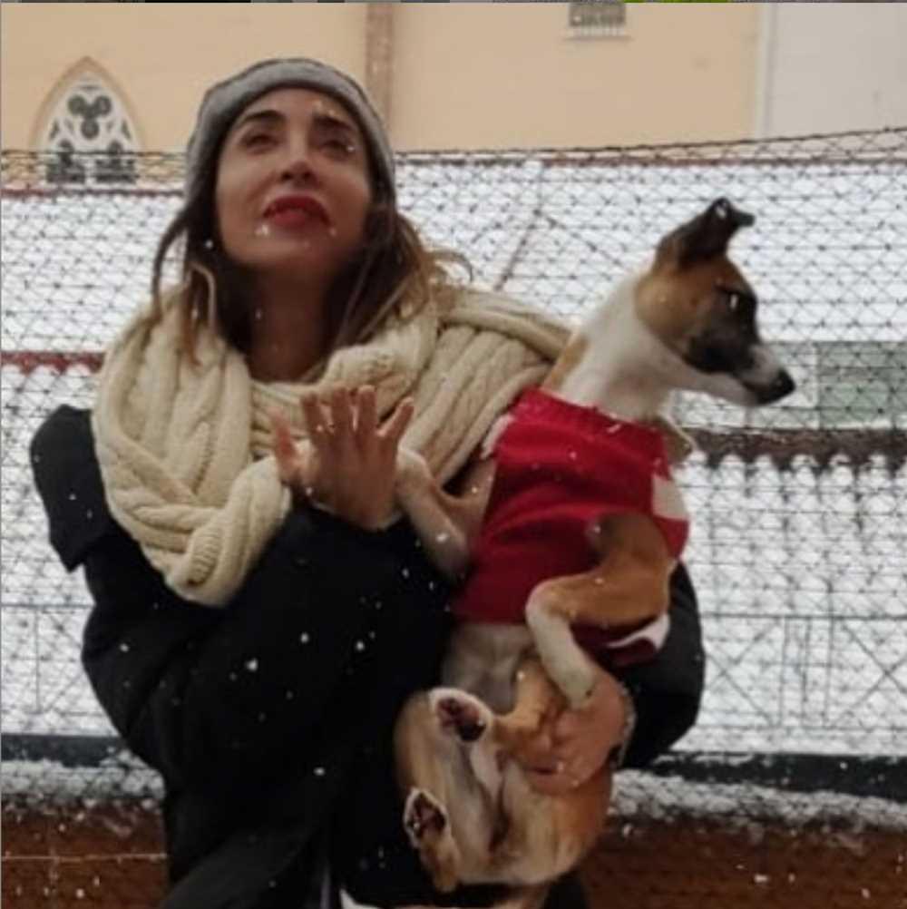 María Patiño te da una lección de cómo cuidar a tu perro