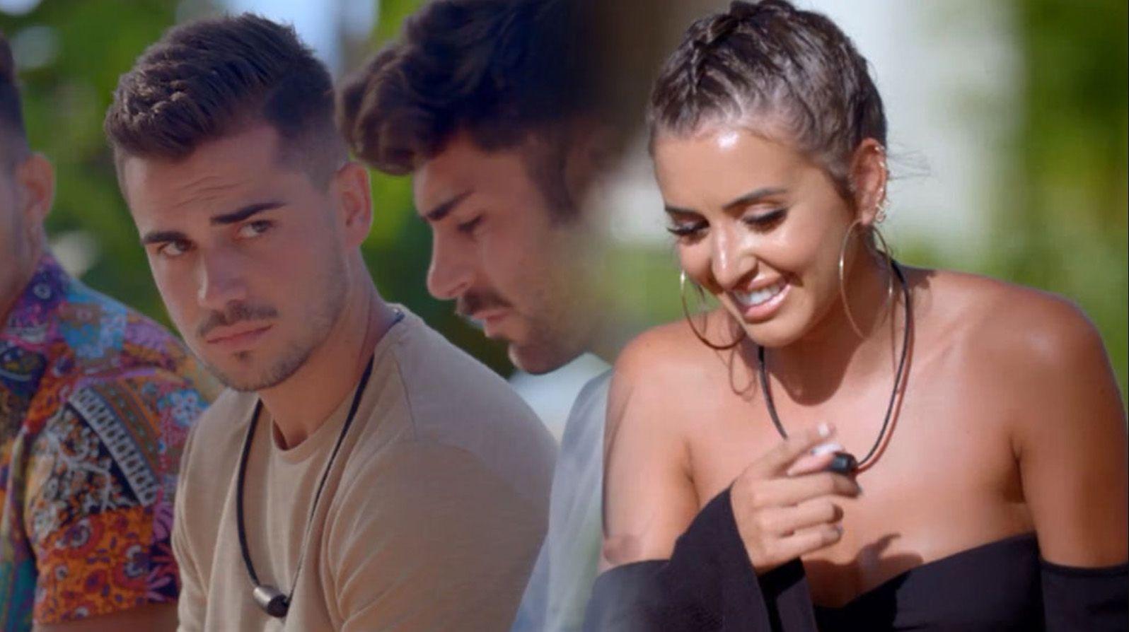 'La Isla de las tentaciones': Filtran un vídeo sexual de Marina e Isaac y emprenden acciones legales