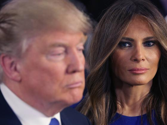 Melania Trump cree que la verdadera víctima del asalto al Capitolio es ella