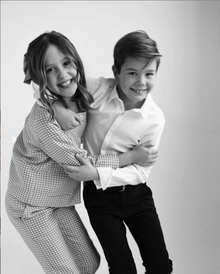 El tierno posado de cumpleaños de los mellizos de Federico y Mery de Dinamarca