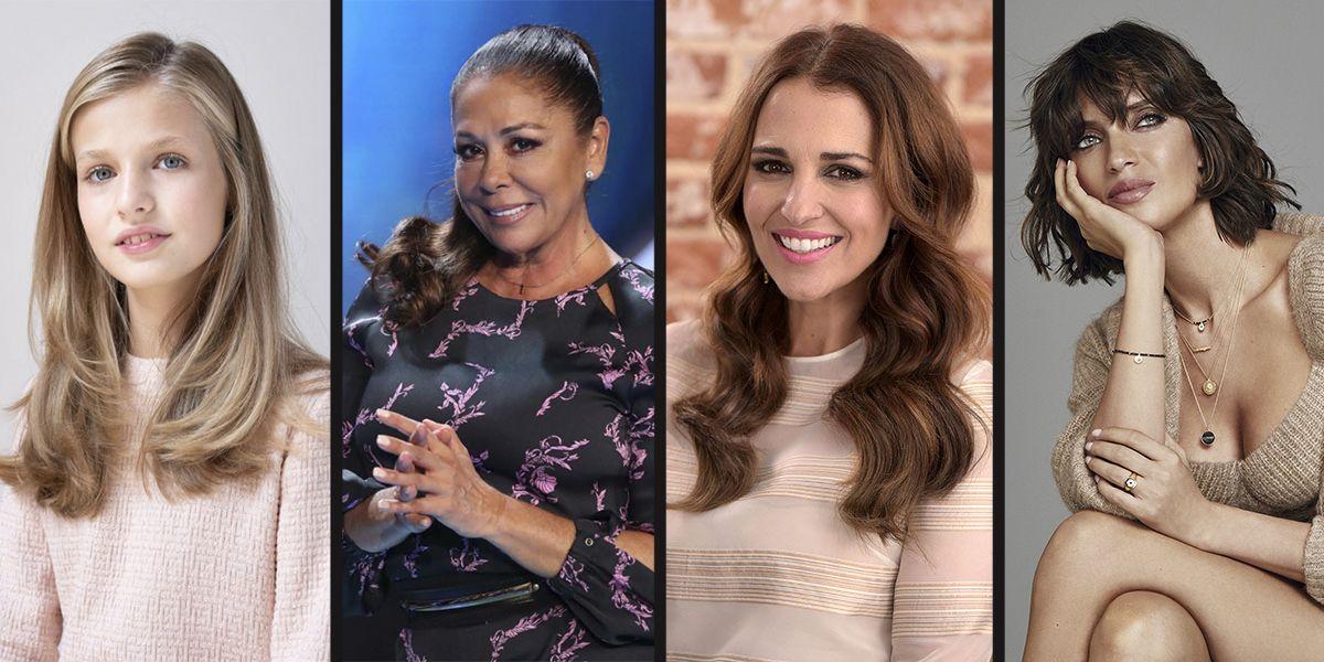 Las 10 mujeres que marcaron el calendario del corazón de 2020