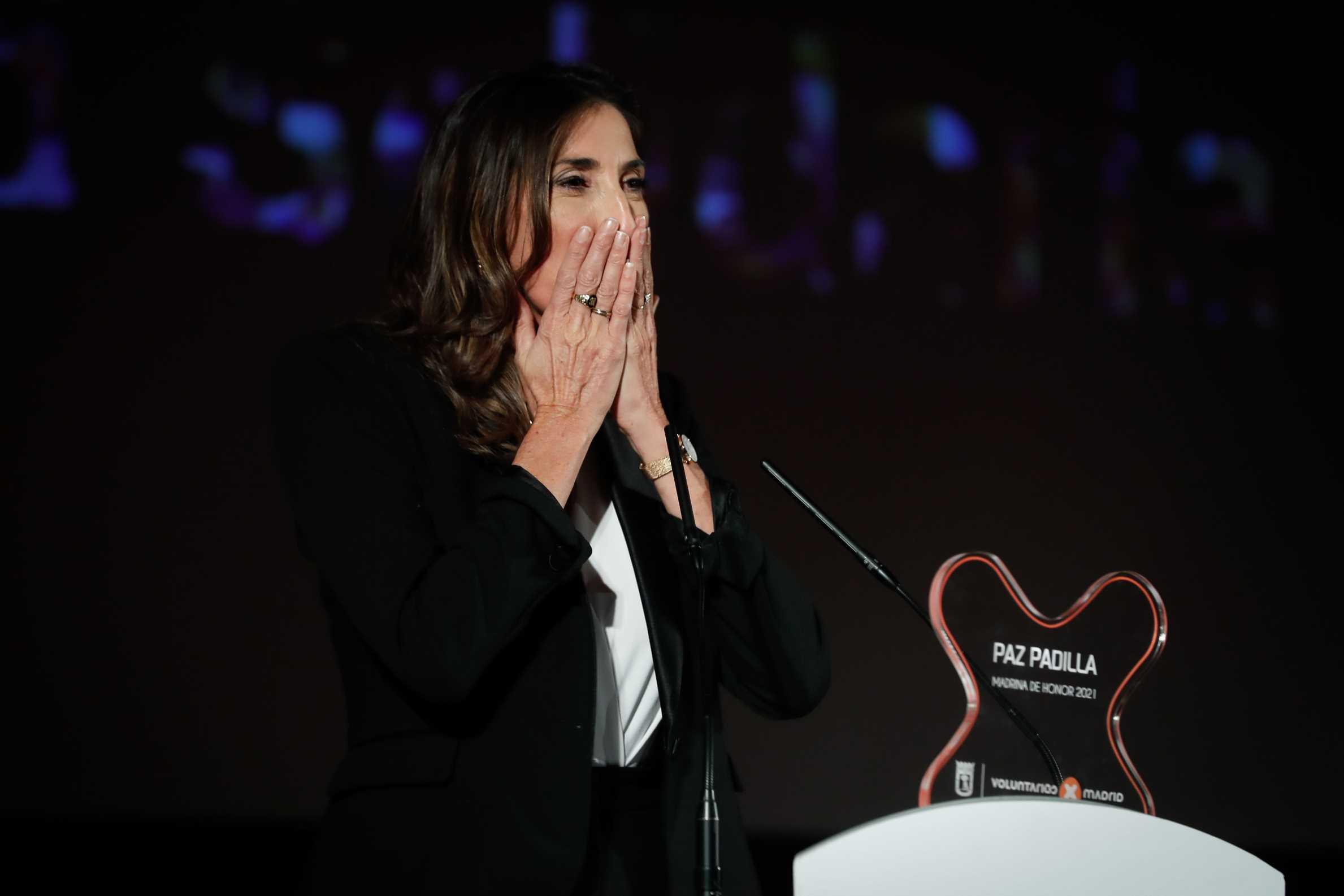 Paz Padilla despide el 2020 con un conmovedor mensaje a su marido fallecido