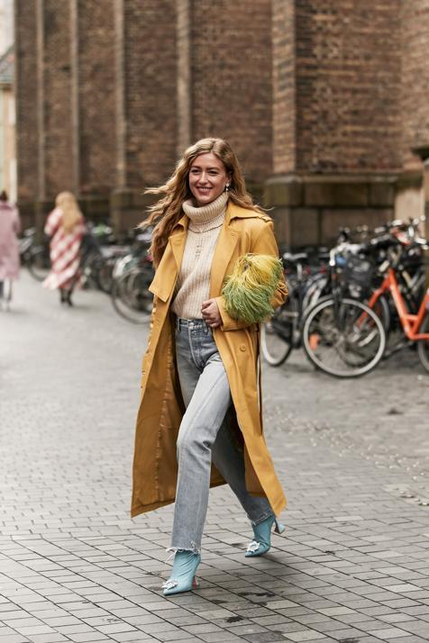 Este look con jersey y vaqueros de Primark es tan bonito, ponible y barato que te hará olvidar las rebajas