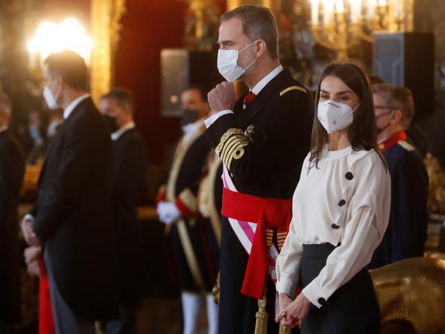 Maksu, así es la firma sostenible de diseño 'made in Spain' que comparten doña Letizia y Leonor (y que ha conseguido que la Reina estrene ropa 'con mensaje' por primera vez en meses)